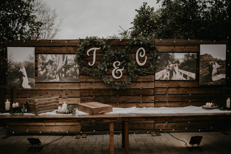 Pallet Wall Backdrop Rental Wood N Crate Designs