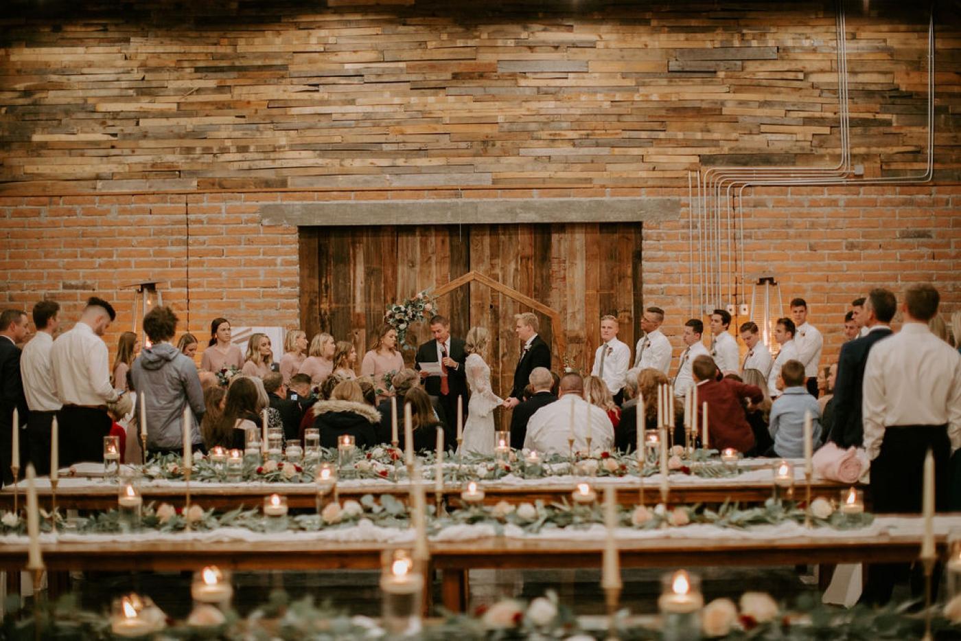 Top 5 Indoor Wedding Venues In Arizona Wood N Crate Designs
