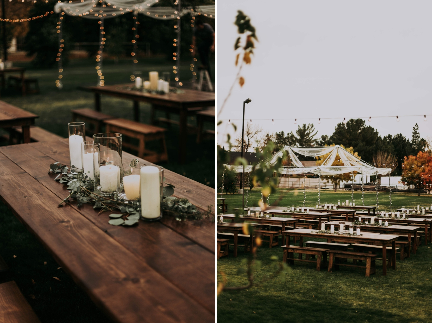 How to Plan a Backyard Wedding in Arizona - Wood-n-Crate ...